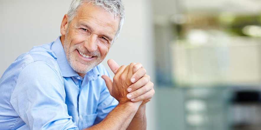 Как повысить потенцию мужчине после 60 лет